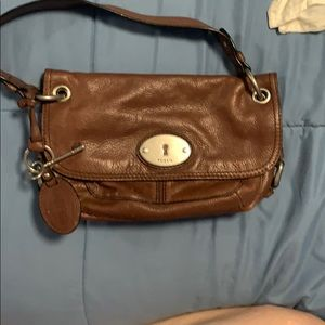 Fossil purse.